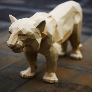 Large Tiger paperkit
