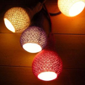 Lamp sweaters